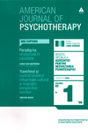 American Journal of Psychotherapy nr. 1/2009 - Autori multipli