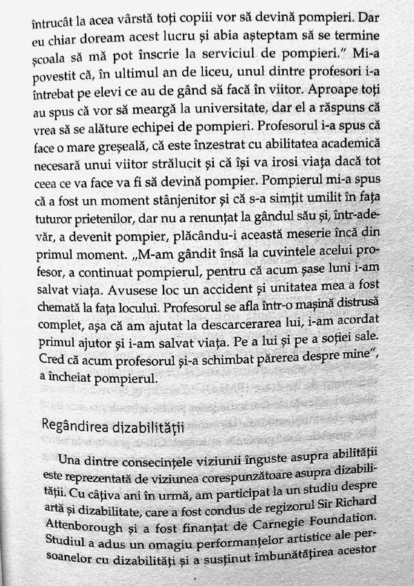 O lume iesita din minti. Revolutia creativa a educatiei - Ken Robinson