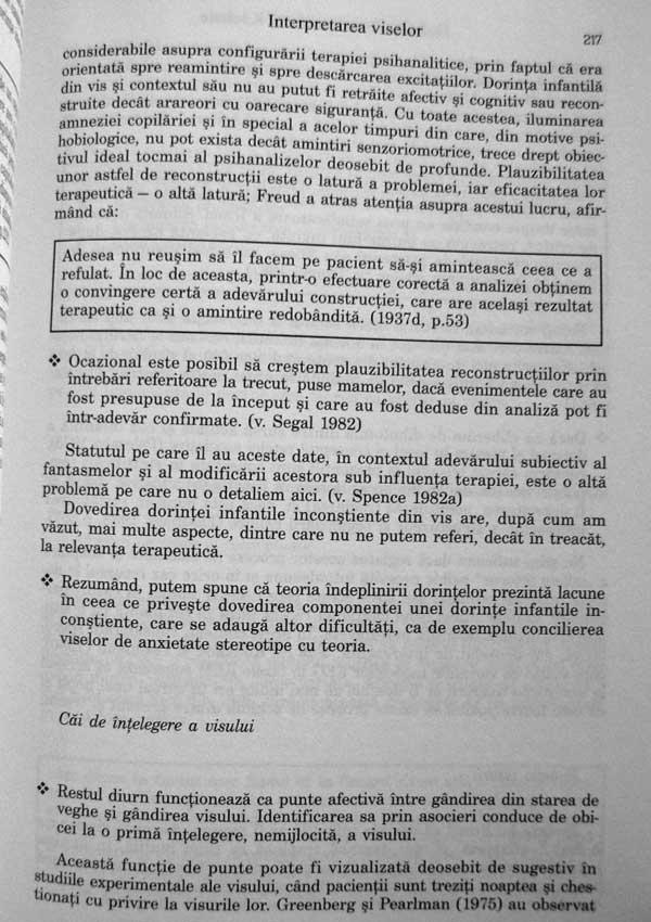 Tratat de psihanaliza contemporana. Vol. I - Fundamente - Helmut Thoma