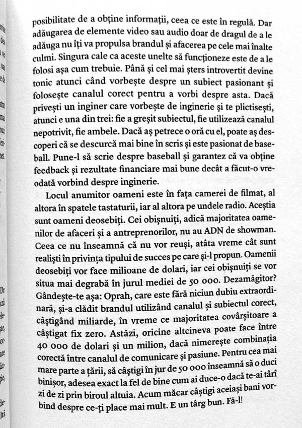 Da lovitura! - Gary Vaynerchuk