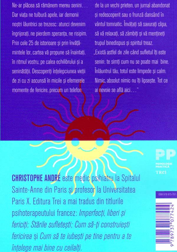 Seninatatea. 25 de povestiri despre echilibrul interior - Christophe Andre