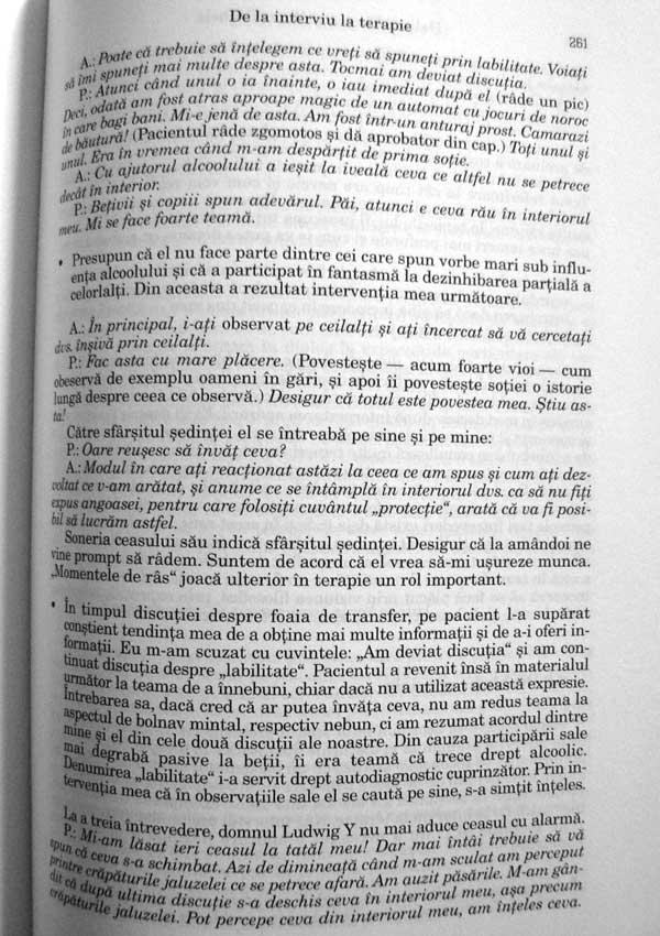 Tratat de psihanaliza contemporana. Vol. II - Practica - Helmut Thoma