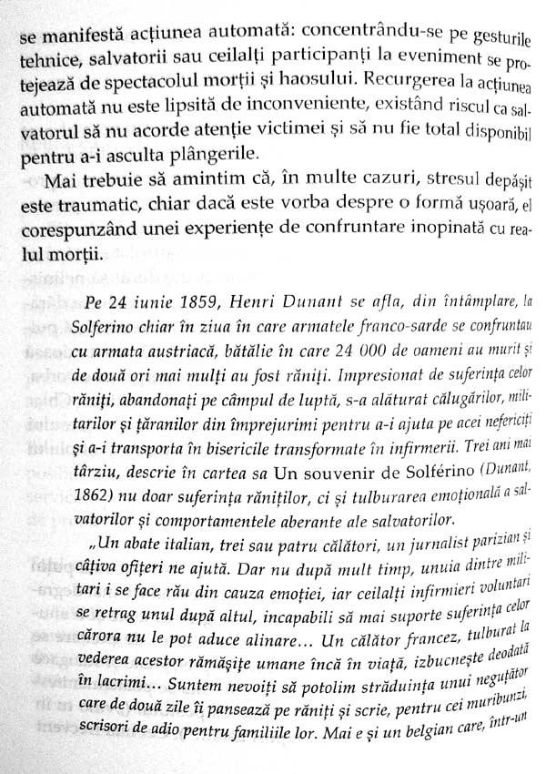 16 conferinte despre trauma - Louis Crocq