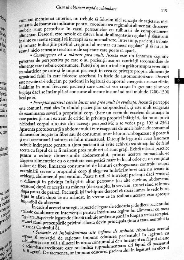 Terapia cognitiv-comportamentala si tulburarile de comportament alimentar - Christopher G. Fairburn
