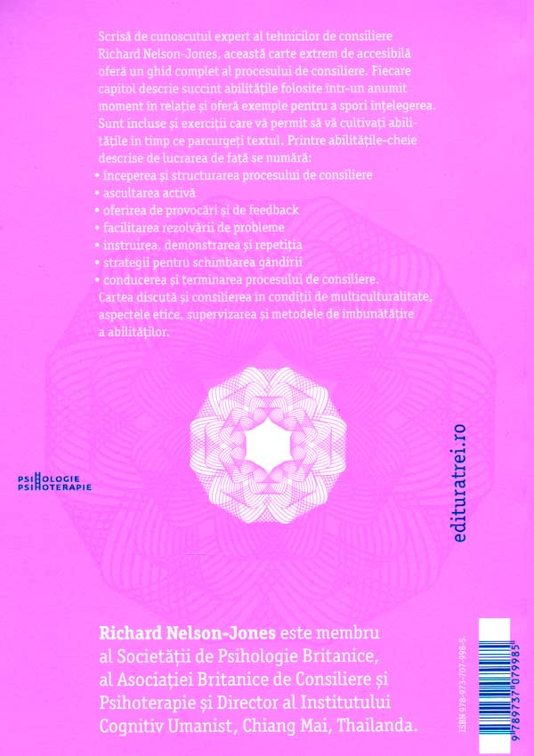 Manual de consiliere - Richard Nelson-Jones