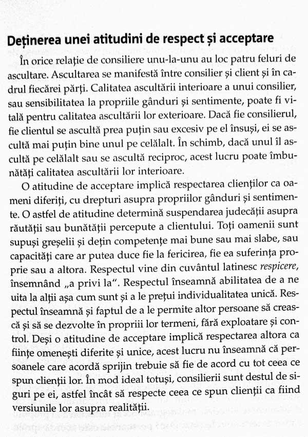 Manual de consiliere - Richard Nelson-Jones