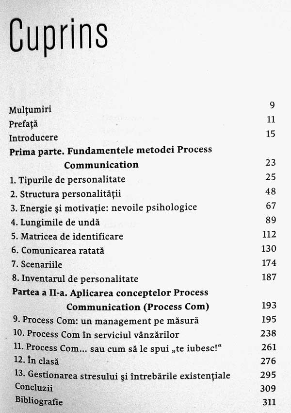 Cum sa le spun... Metoda Process Communication - Gerard Collignon
