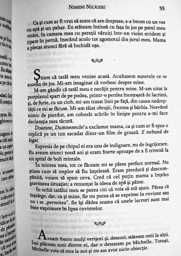 Nimeni Nicaieri - Remarcabila autobiografie a unei fete autiste - Donna Williams