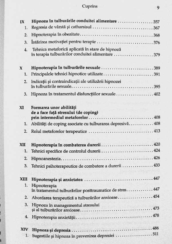 Hipnoza clinica - Irina Holdevici