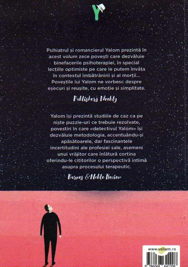 Efemeride si alte povesti de psihoterapie - Irvin D. Yalom