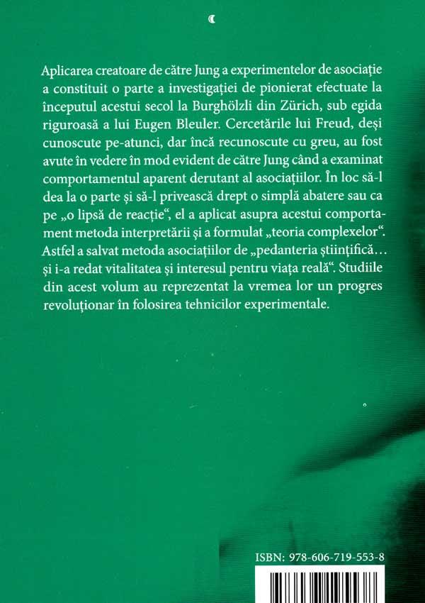 Cercetari experimentale. Opere Complete (vol. 2) - Carl Gustav Jung
