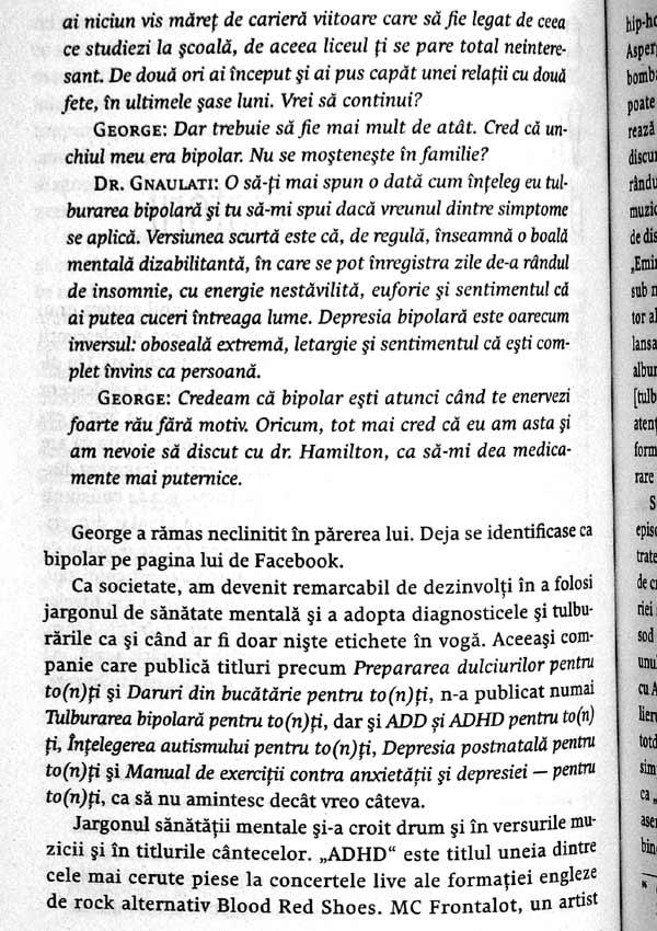 Inapoi la normalitate. De ce copiii sanatosi sunt gresit diagnosticati cu ADHD, autism si tulburare bipolara - Enrico Gnaulati
