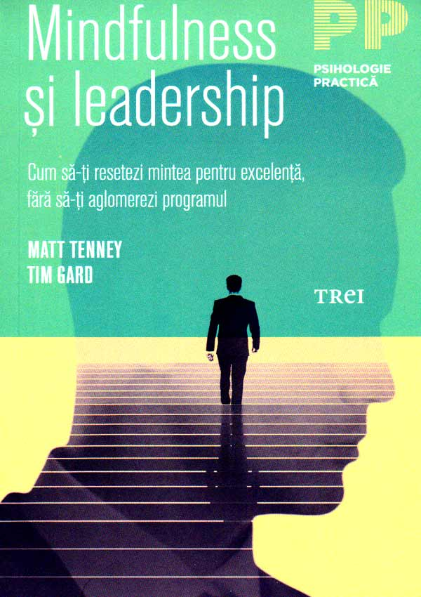 Mindfulness si leadership - Matt Tenney