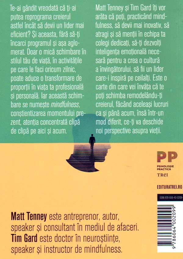 Mindfulness si leadership - Matt Tenney