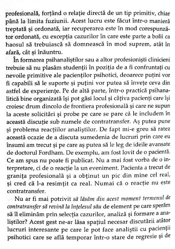 Procesele de maturizare - Donald Woods Winnicott