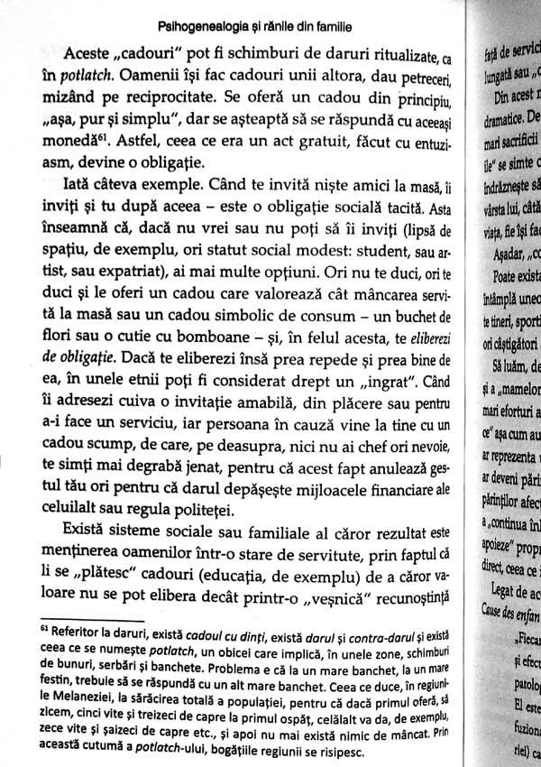 Psihogenealogia si ranile din familie - Anne Ancelin Schutzenberger