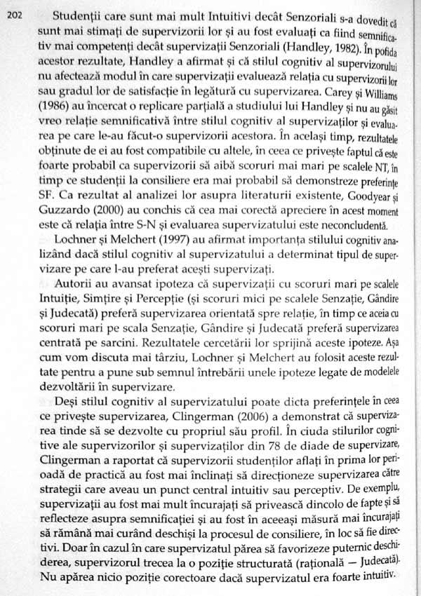Bazele supervizarii clinice - Janine M. Bernard