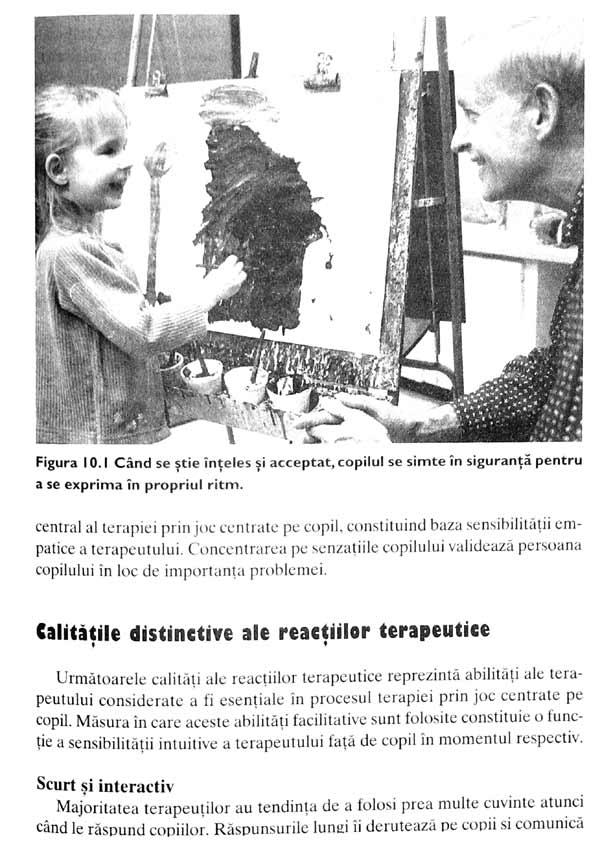 Terapia prin joc. Arta relationarii (include DVD) - Garry L. Landreth