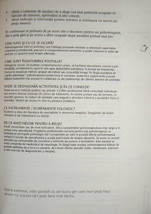 Ghidul viitorului student la psihologie. Ce trebuie sa stiu inainte sa aleg o facultate sau un program de master in psihologie - Ileana Costache