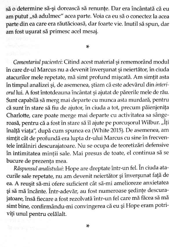 Riscuri din inconstient. O psihanaliza vazuta dinspre ambele parti ale divanului - Donald M. Marcus