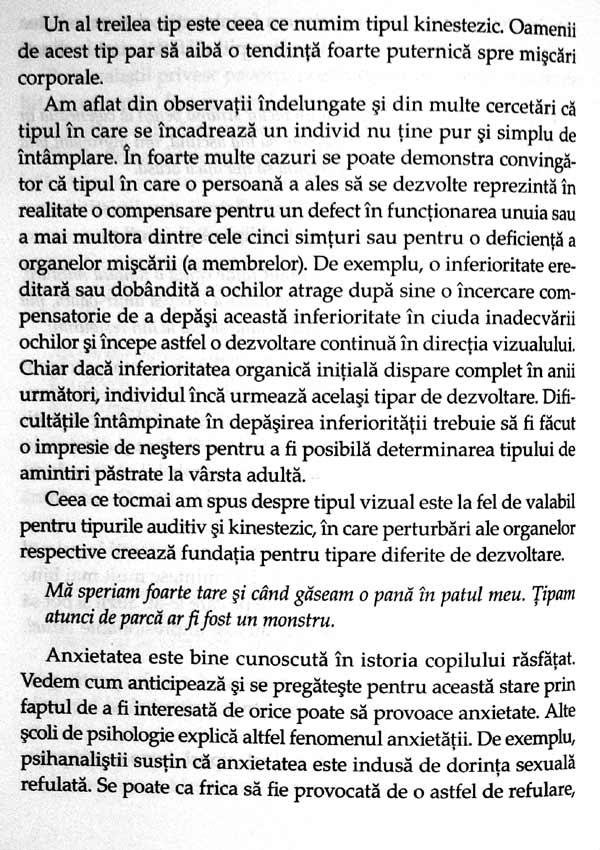 Cazul domnisoarei R. Interpretarea unei povesti de viata - Alfred Adler