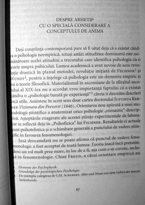 Arhetipurile si inconstientul colectiv. Opere complete (vol. 1) - Carl Gustav Jung