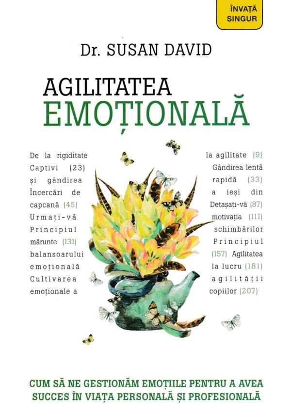 Agilitatea emotionala - Susan David