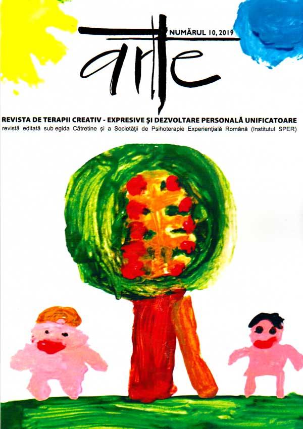 ARTE. Revista de terapii creativ-expresive si dezvoltare personala unificatoare (nr. 10) - Autori multipli