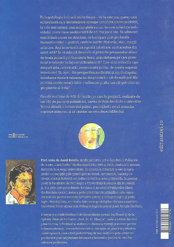 Expresia psihopatologica in pictura - Aurel Romila