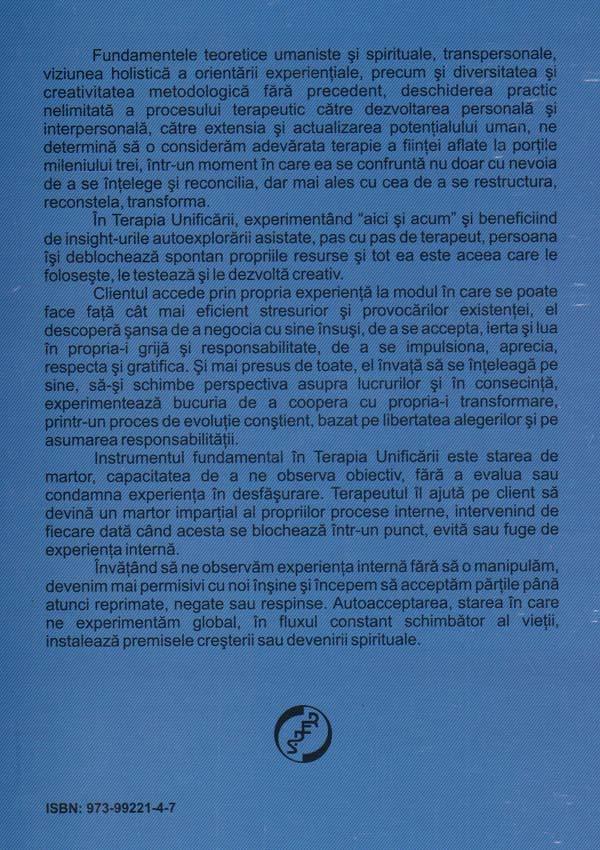 Orientarea experientiala in psihoterapie - Iolanda Mitrofan