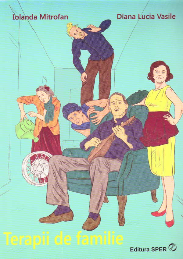 Terapii de familie - Iolanda Mitrofan