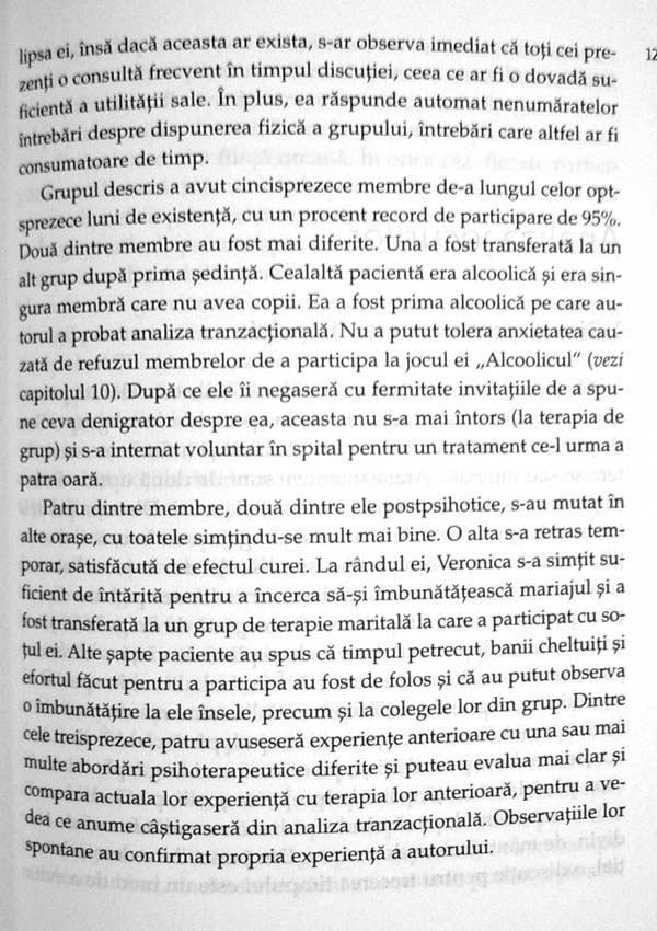 Analiza tranzactionala in psihoterapie - Eric Berne