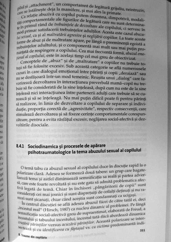 Tratat de psihotraumatologie. Fundamentele unui nou domeniu - Peter Riedesser