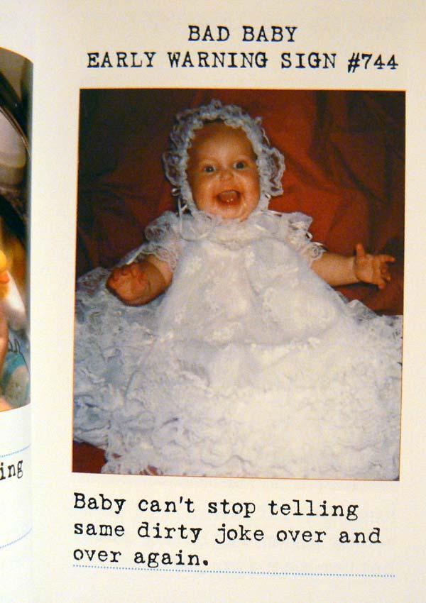 Bad Baby - R.D. Rosen