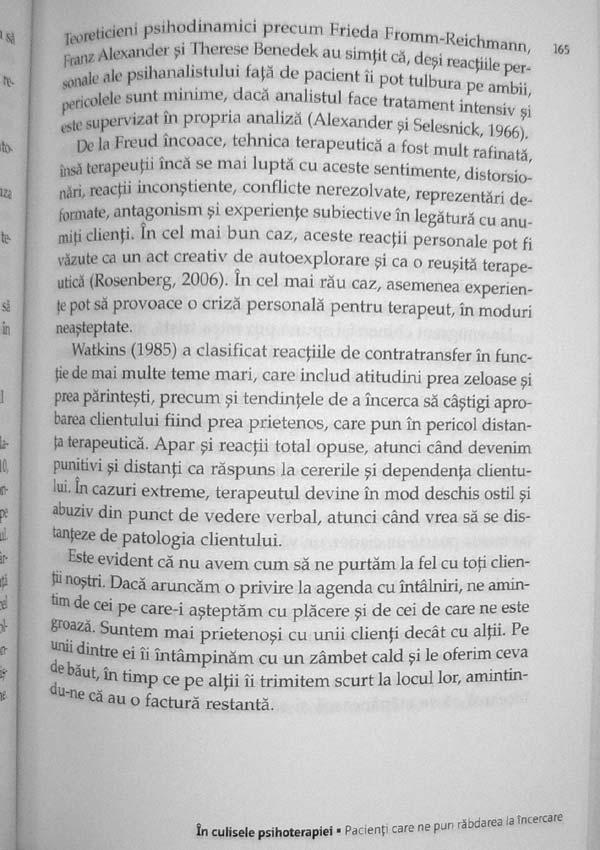 In culisele psihoterapiei - Jeffrey A. Kottler