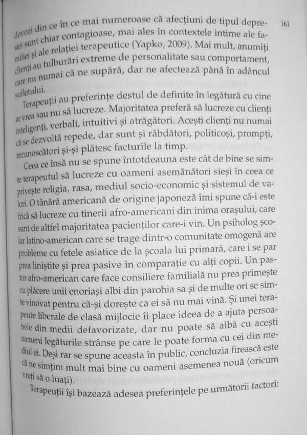In culisele psihoterapiei - Jeffrey A. Kottler