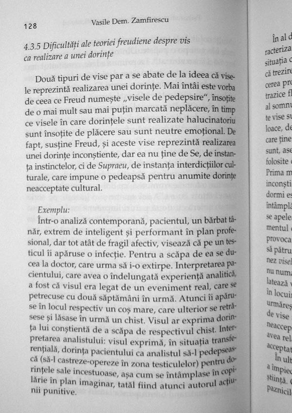 Introducere in psihanaliza freudiana si postfreudiana - Vasile Dem. Zamfirescu