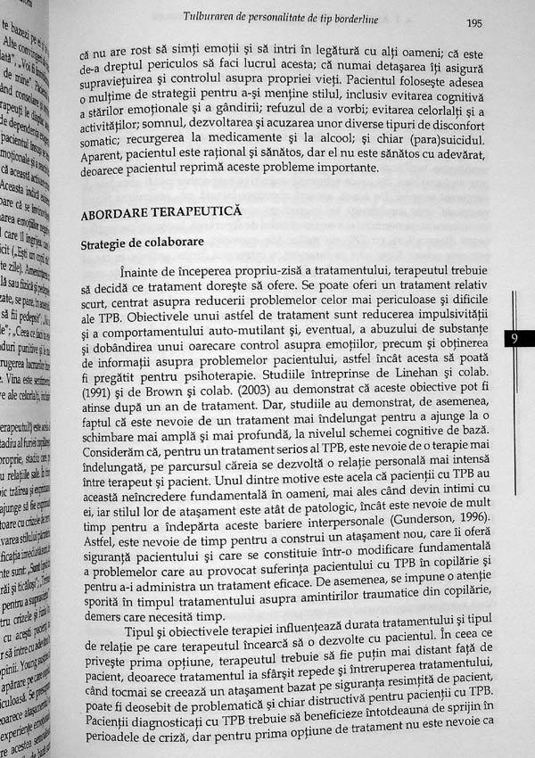 Terapia cognitiva a tulburarilor de personalitate - Aaron T. Beck