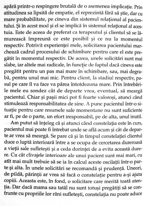 Trauma, atasament, constelatii familiale. Psihoterapia traumei - Franz Ruppert