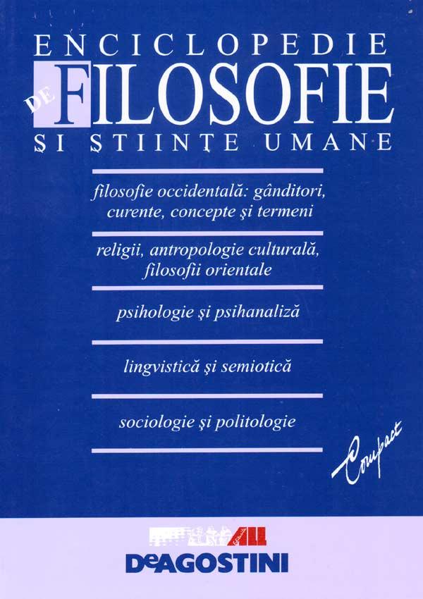 Enciclopedie de filosofie si stiinte umane - Autori multipli