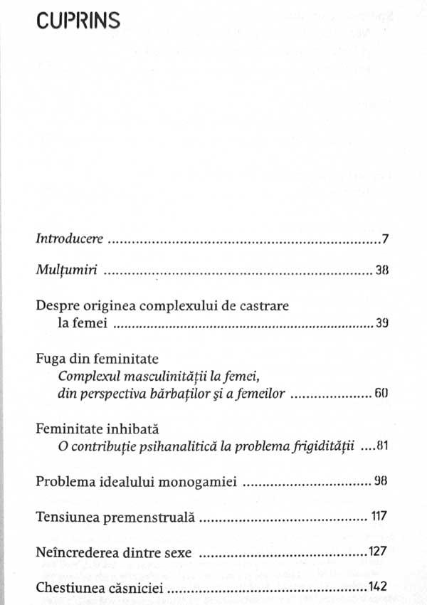 Psihologia femeii - Karen Horney