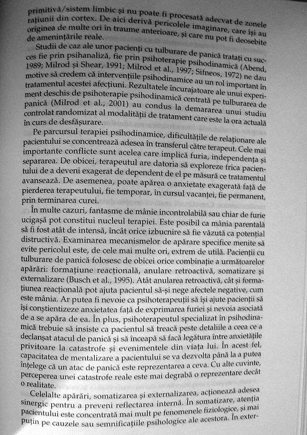Tratat de psihiatrie psihodinamica - Glen O. Gabbard