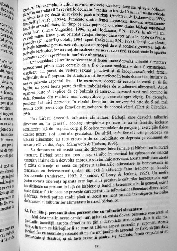 Incursiune in psihopatologie si psihologie clinica - Camelia Dindelegan