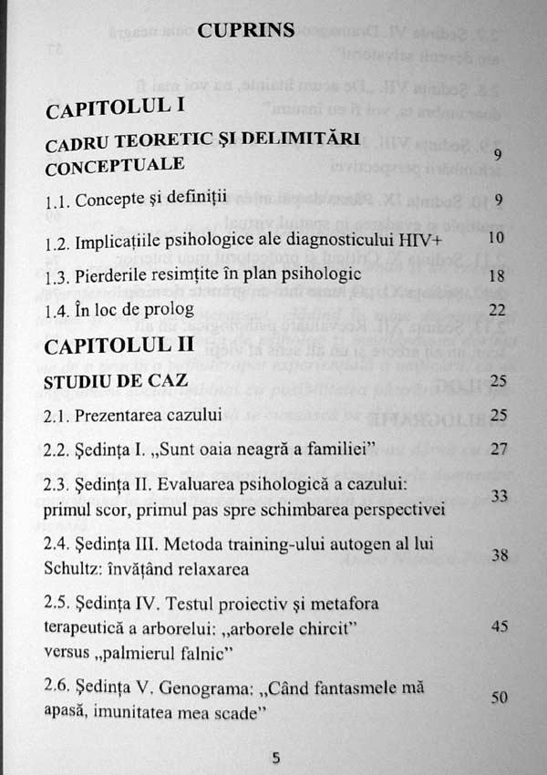 Psihoterapia experiential-unificatoare in confruntarea cu virusul HIV - Iolanda Mitrofan