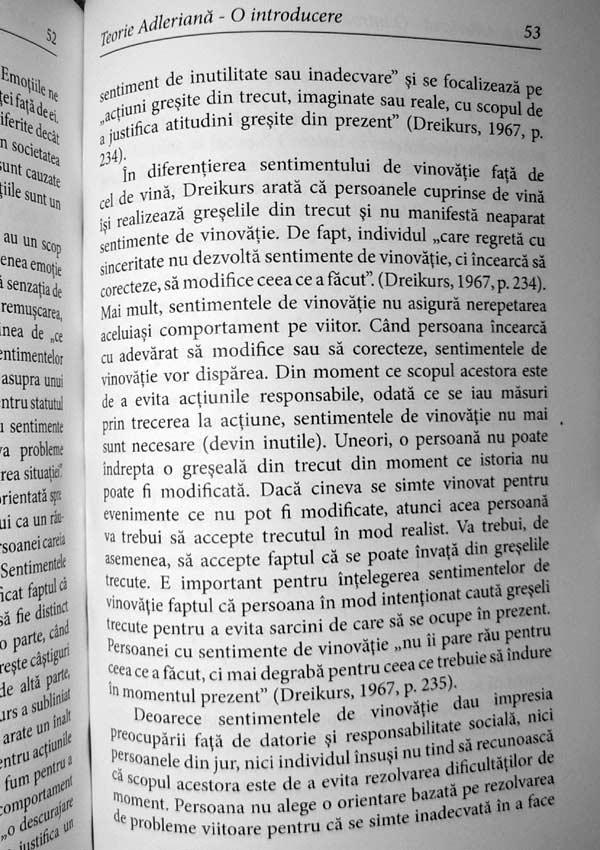 Teorie adleriana. O introducere - Eva Dreikurs Ferguson